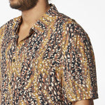 Wrangler - Garageland Shirt in Animal Instinct