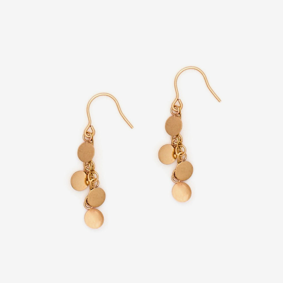 Petite Grand - Zhora Little Earrings in Gold