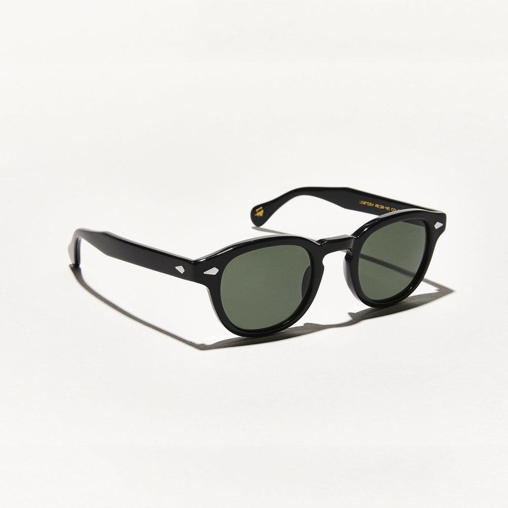 Moscot - Lemtosh Sunglasses - Black, 46