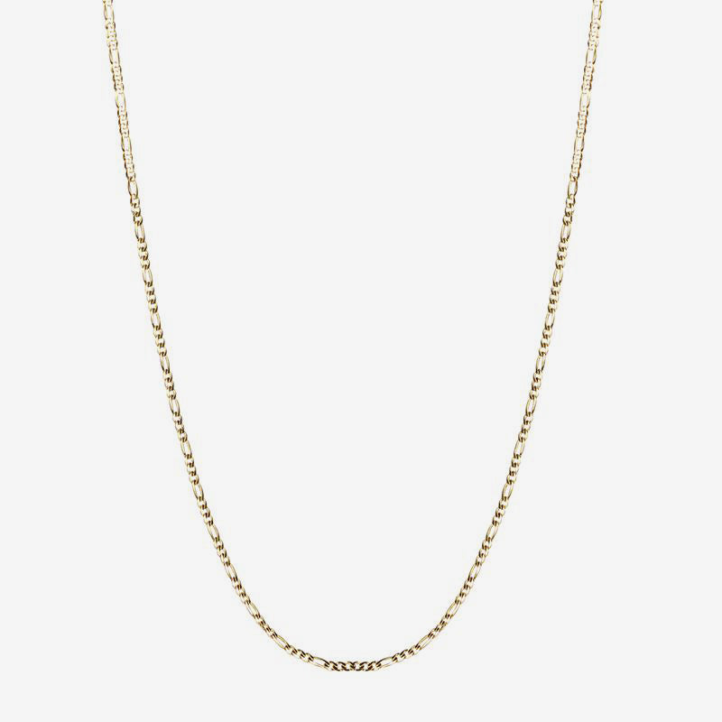 Brie Leon - Mini Abuelo Chain in Gold