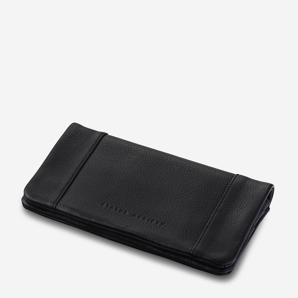 Status Anxiety - Some Type of Love Wallet in Black