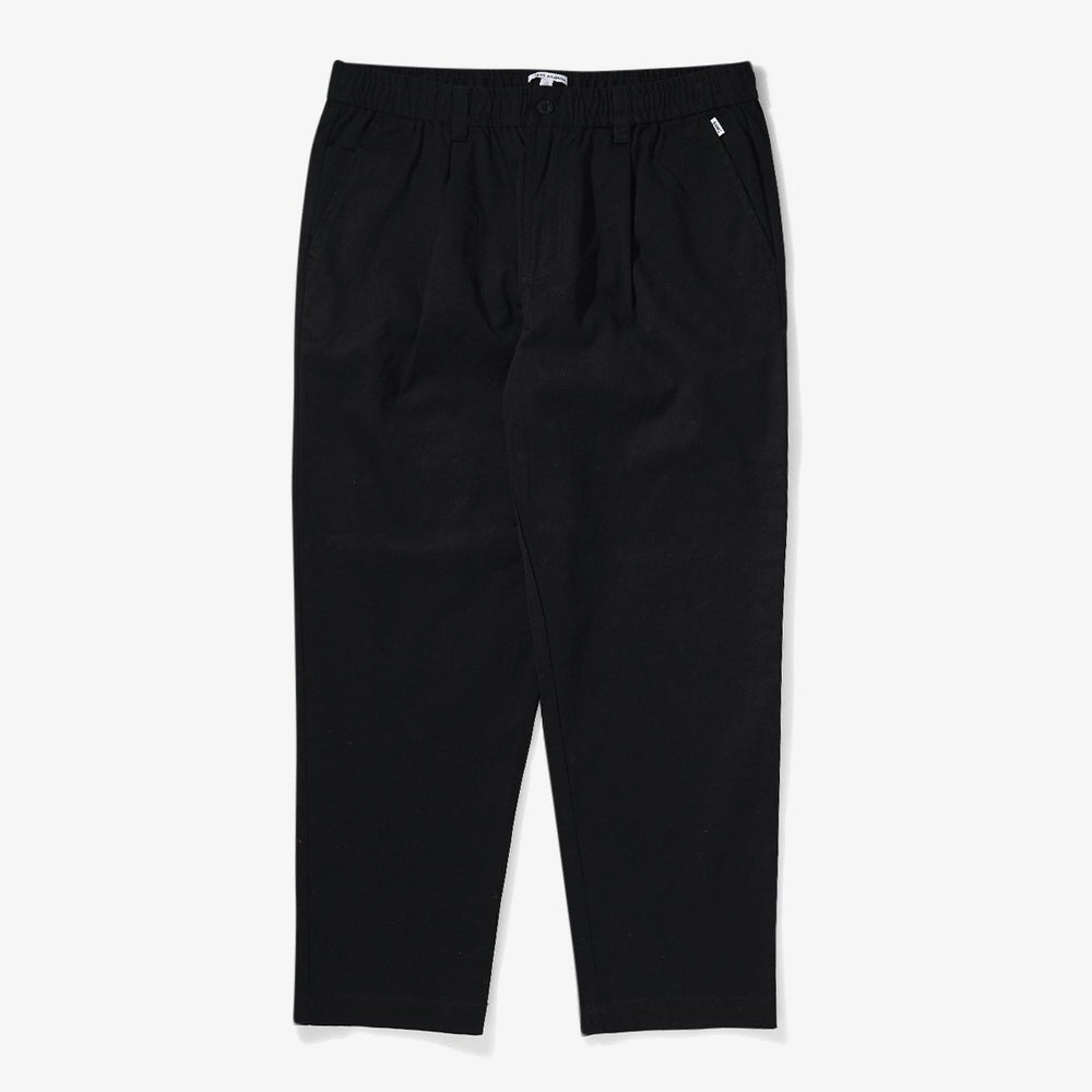 Banks Journal - Supply Pant in Dirty Black