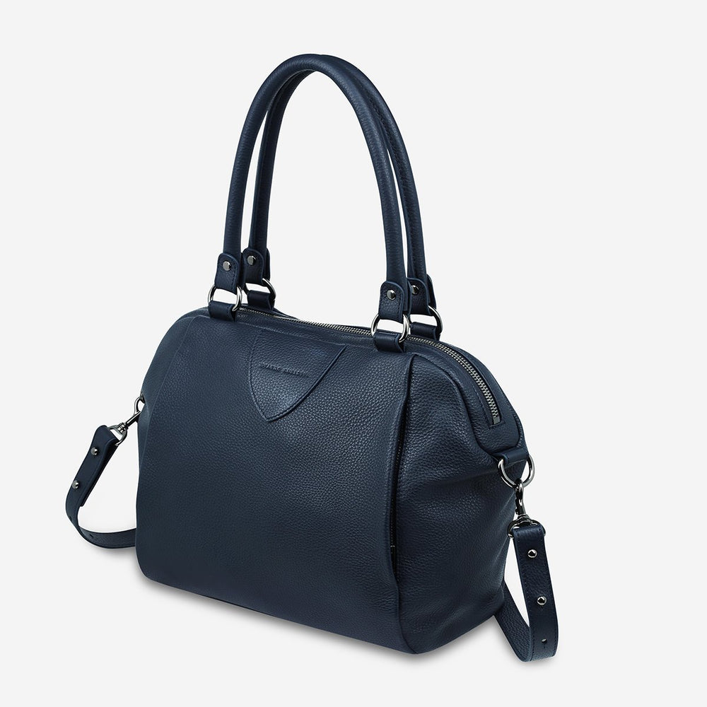 Status Anxiety - Force of Being Bag in Navy Blue