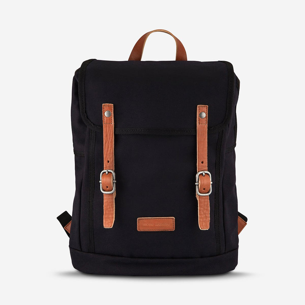 Status Anxiety - Rebellion Backpack in Black