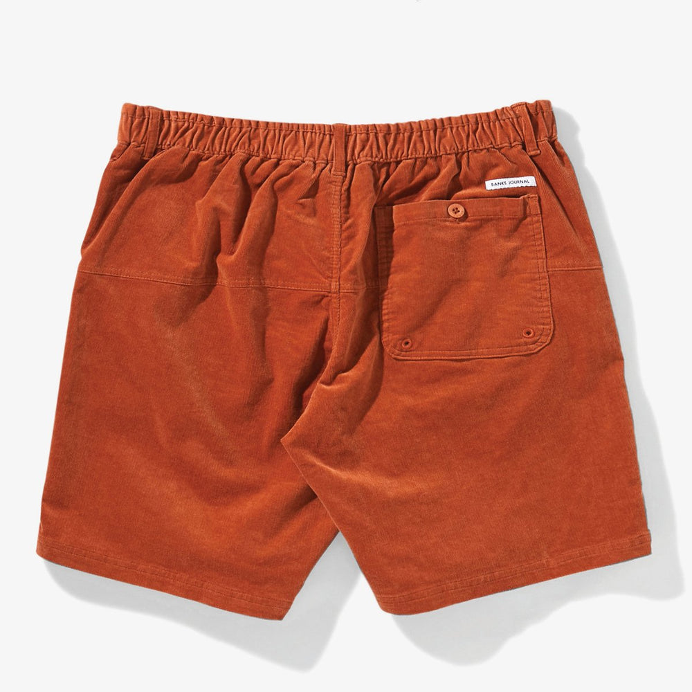 Banks Journal - Big Bear Walkshort in Sierra
