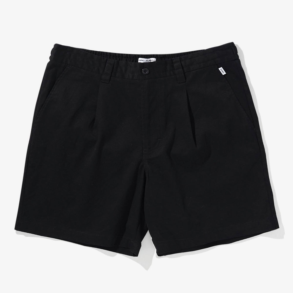 Banks Journal - Supply Walkshort in Dirty Black