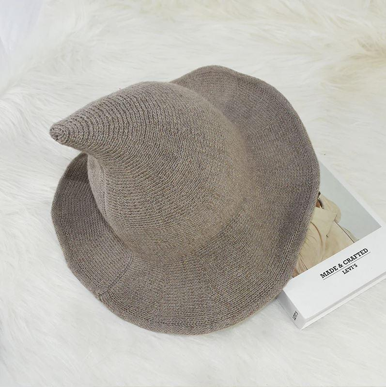 Ethereally Wicked Hats Beige The Modern Witches Hat