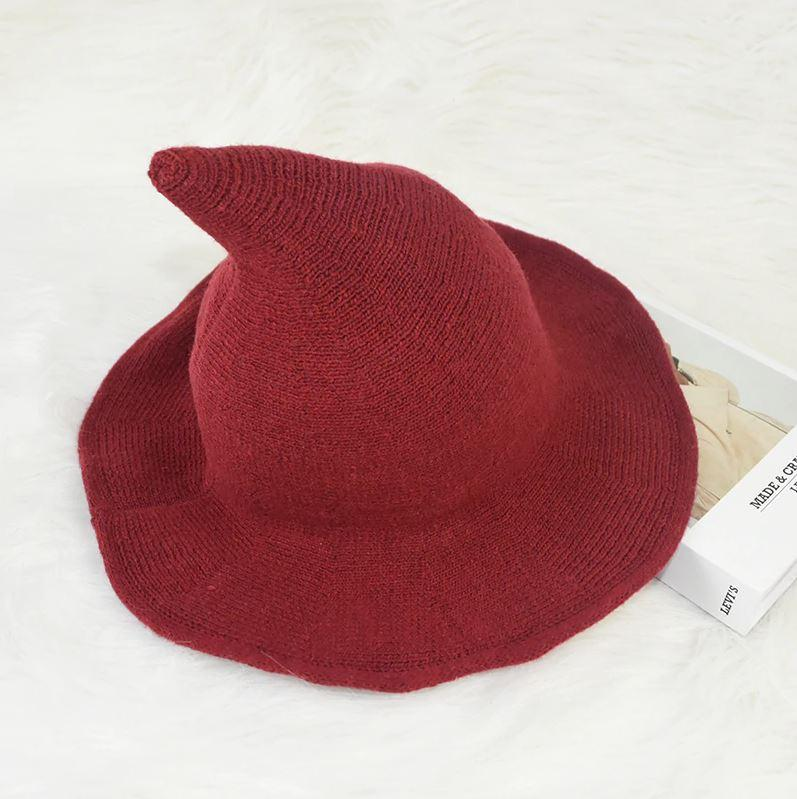 Ethereally Wicked Hats Red The Modern Witches Hat
