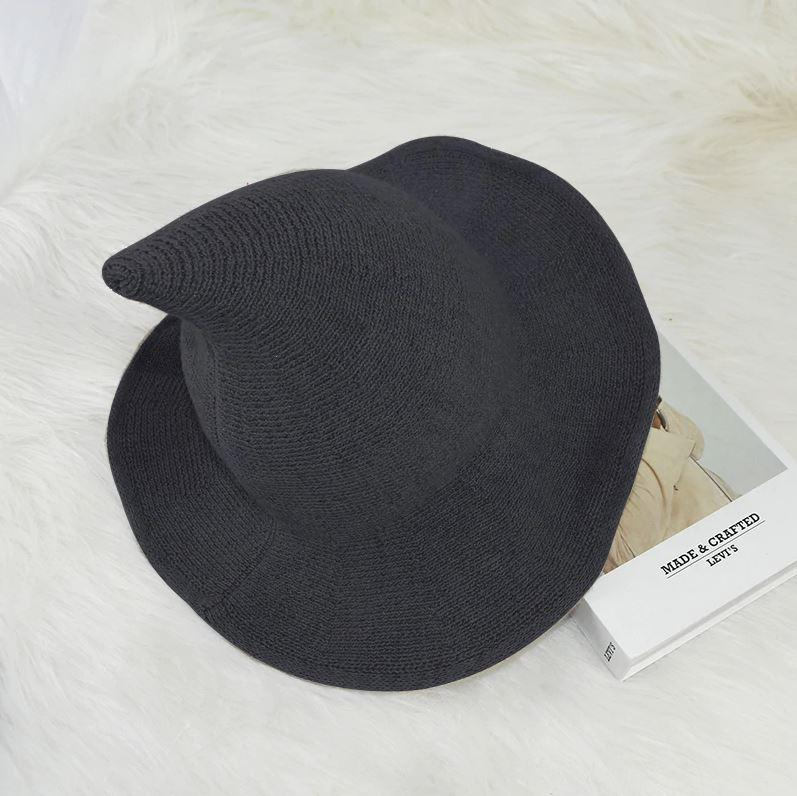 Ethereally Wicked Hats Dark Grey The Modern Witches Hat