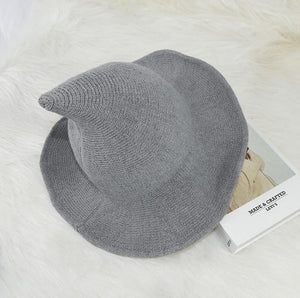 Ethereally Wicked Hats Grey The Modern Witches Hat