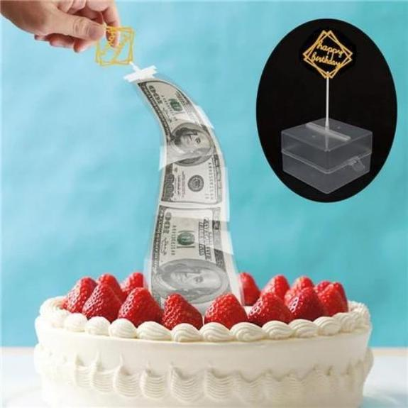 Funny cake ATM(Buy 1 Get 1 Free)-Hot Sale