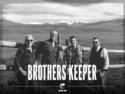 Brothers Keeper | Artists | Color Red