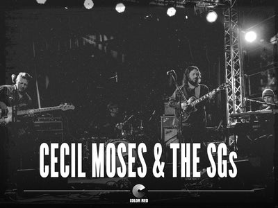 Cecils Moses & the SGs