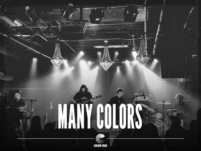 Manycolors | Artists | Color Red