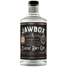 Load image into Gallery viewer, Jawbox Classic Dry Gin 70 CL