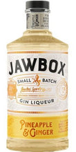 Load image into Gallery viewer, JAWBOX Ananas & Ingefær Gin Liqueur 70 CL