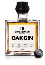 Load image into Gallery viewer, Copenhagen Distillery Oak Gin 50 CL