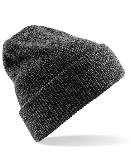 """Herit"" Beanie - Antique Grey - EDELSTRICK"