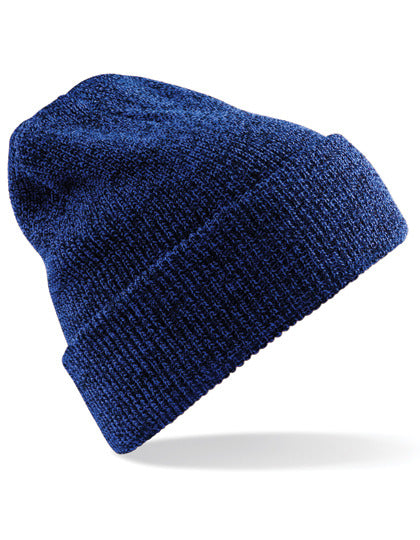 """Herit"" Beanie - Antique Royal Blue - EDELSTRICK"