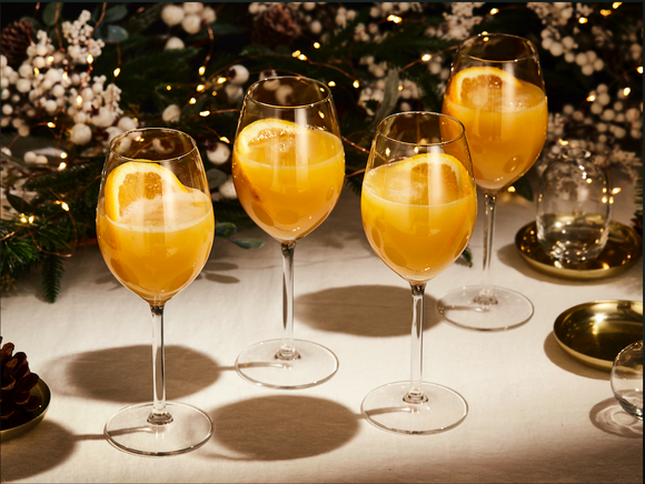 Lillet Christmas Mimosa