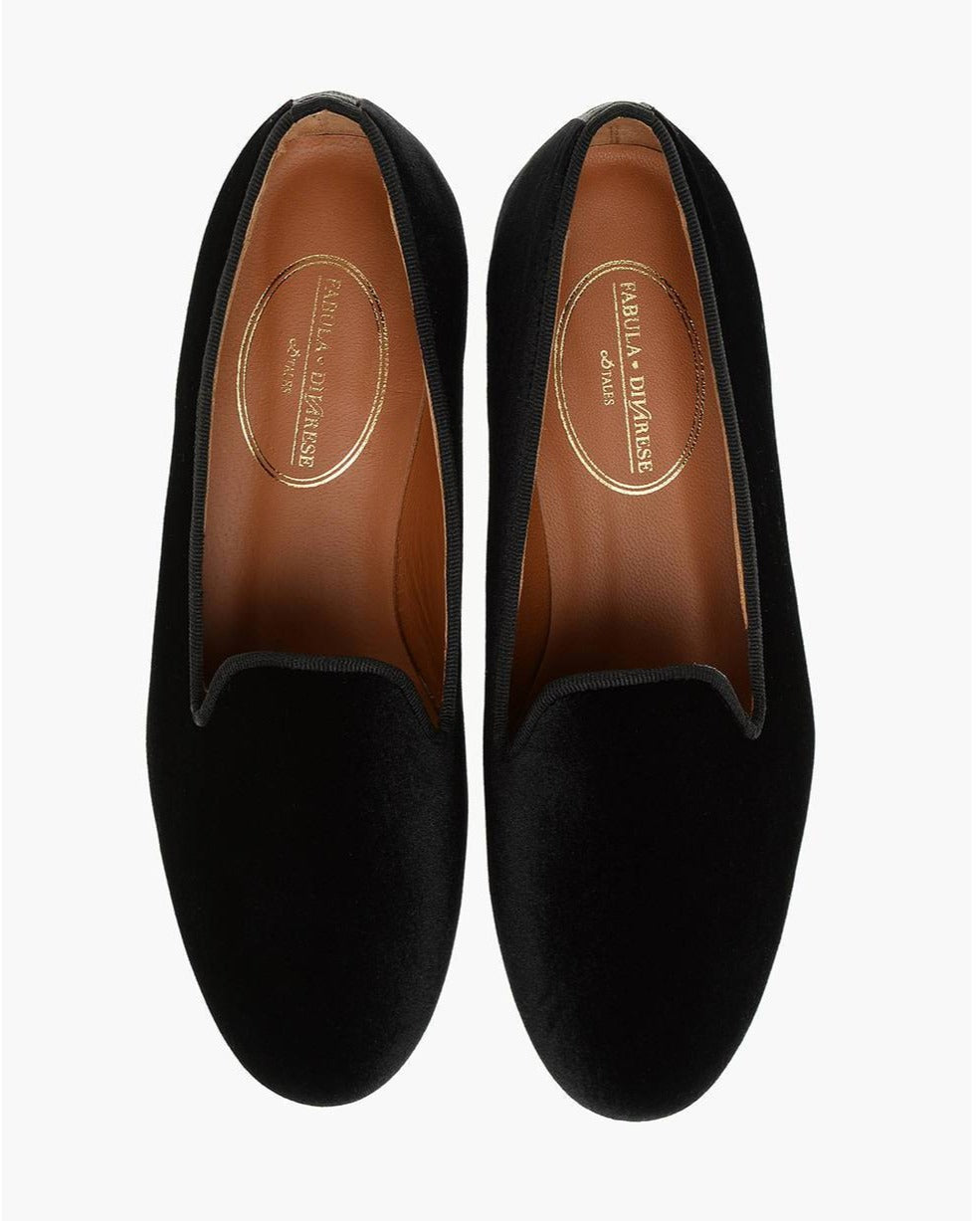 velvet slippers women
