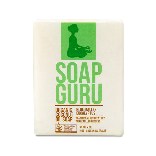 Soap Guru - Blue Mallee Eucalyptus Soap Bar