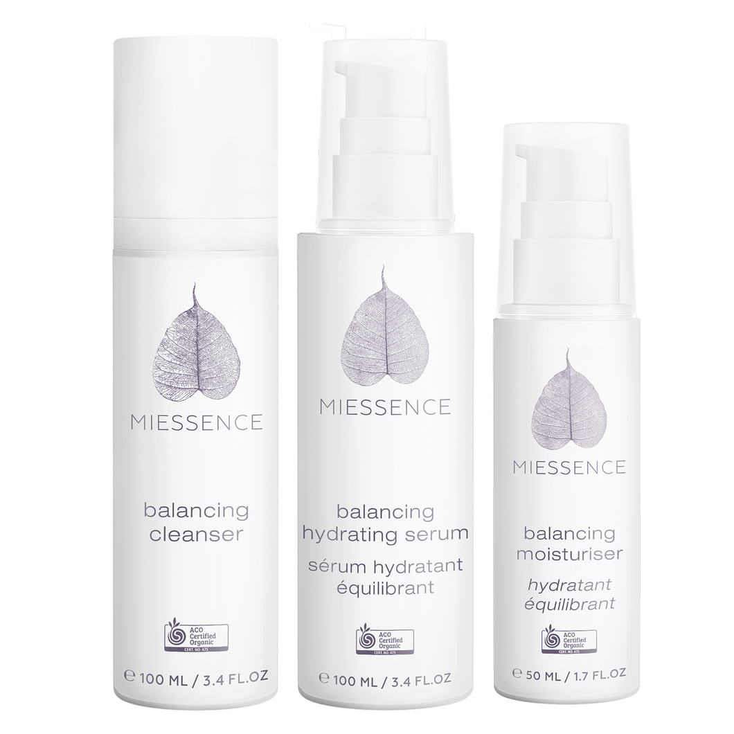 Balancing Skin Essentials Pack - MIESSENCE