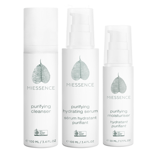 Purifying Skin Essentials Pack (now in sugarcane bottles)