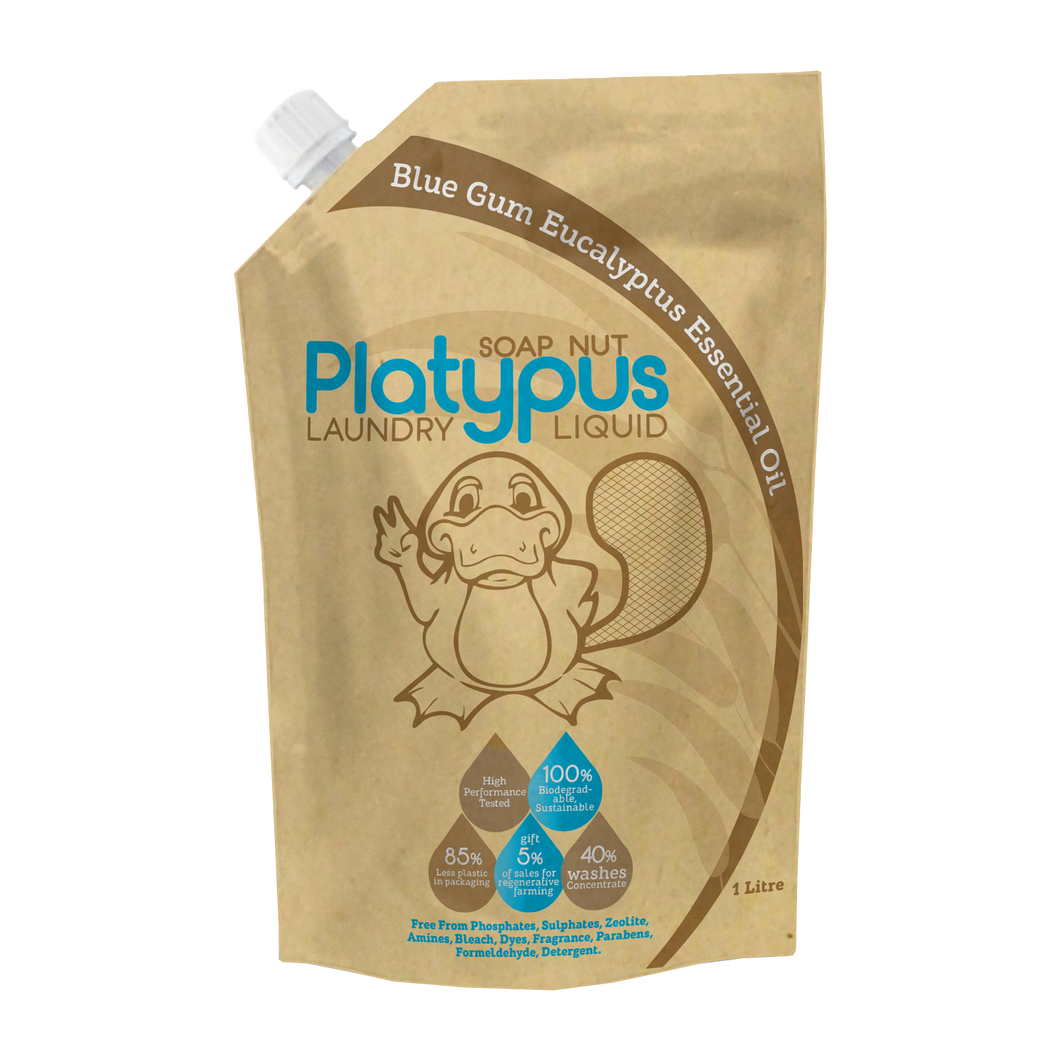 Platypus Laundry Liquid