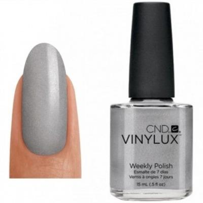 CND Vinylux 15ml Silver Chrome #148