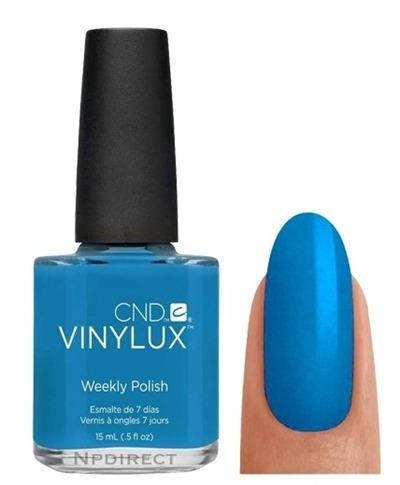 CND Vinylux 15ml Cerulean Sea #171