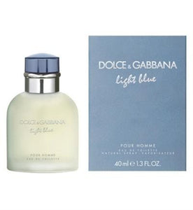 D&G Light Blue Pour Homme 40ml EDT
