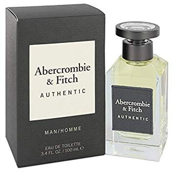 Abercrombie & Fitch Authentic Man 100ml EDT