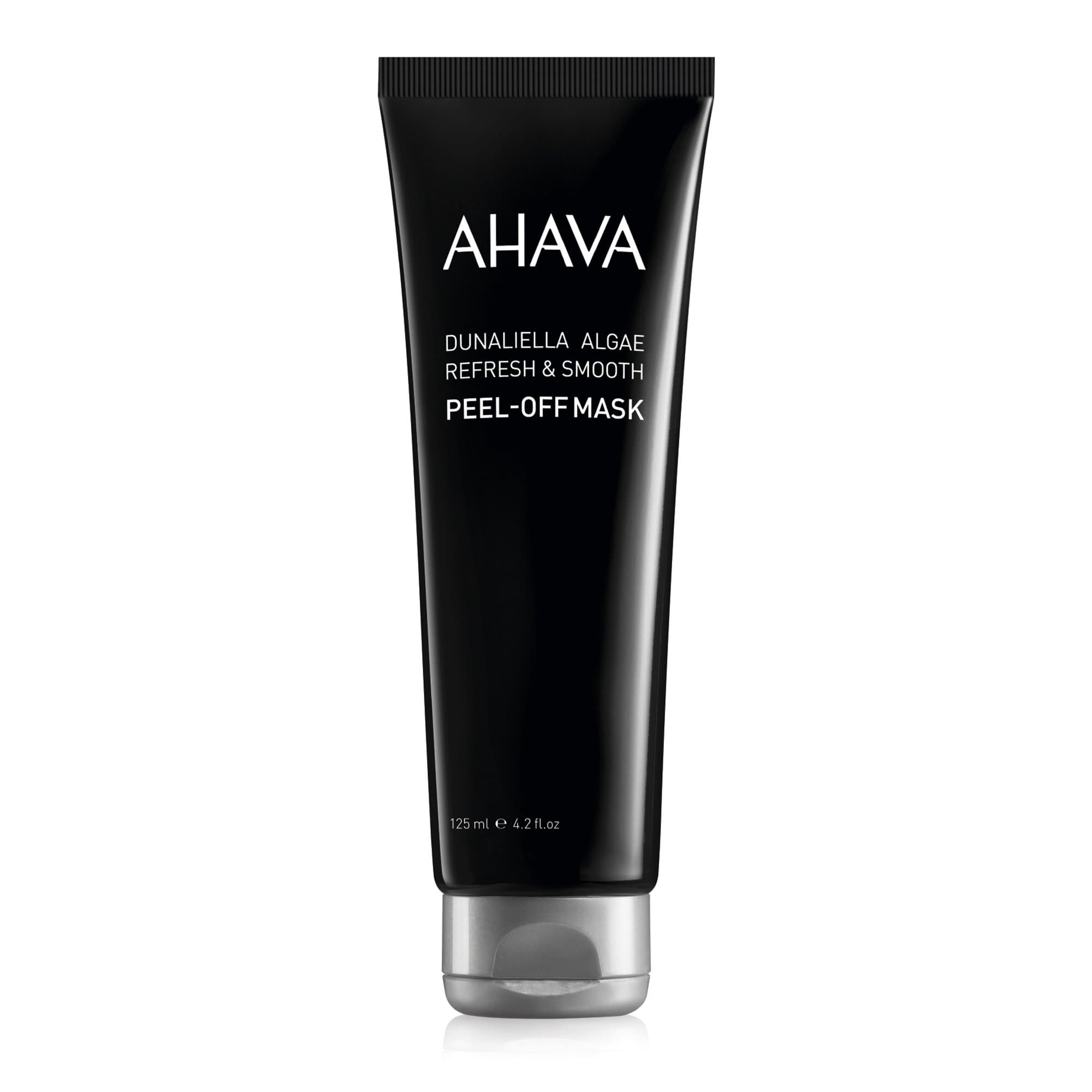 Ahava Dunaliella Algae Refresh Smooth Pell-Off Mask 125ml
