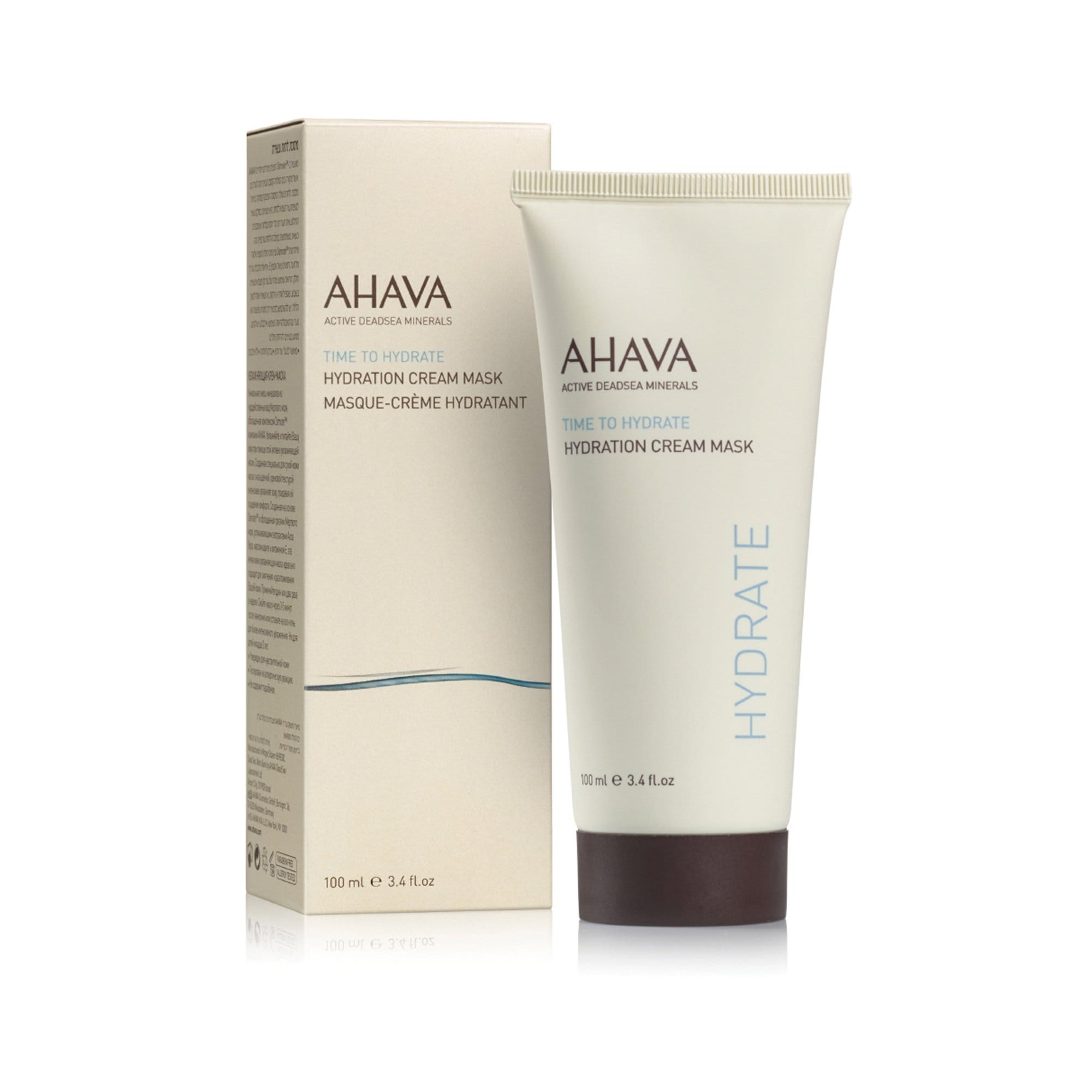 Ahava Time To Hydrate, Hydrating Cream Mask 100ml