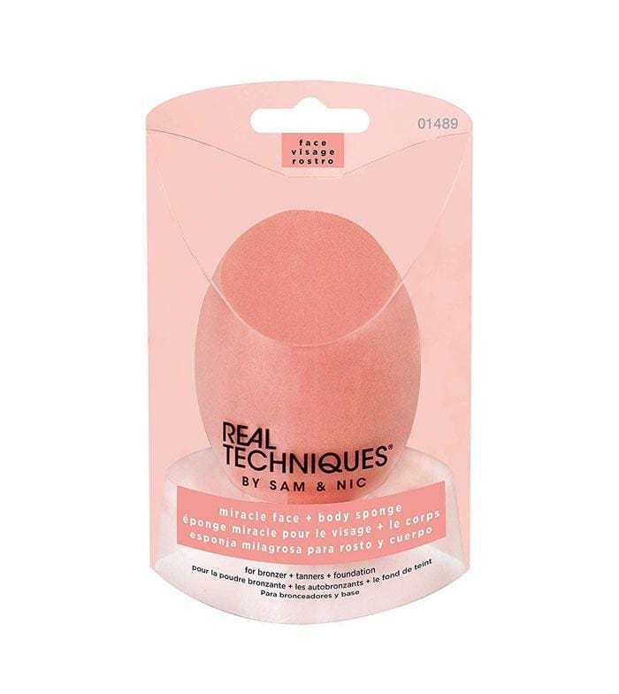 Real Techniques Miracle Face + Body Sponge