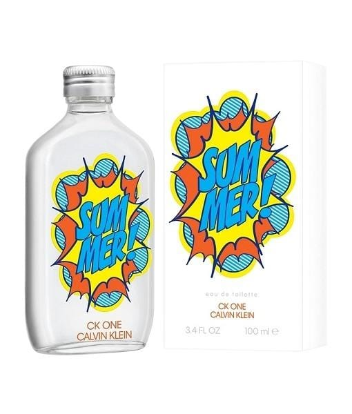 Calvin Klein Summer 2019 100ml EDT