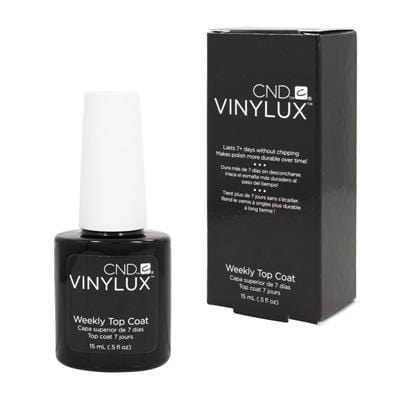 CND Vinylux 15ml Weekly Top Coat