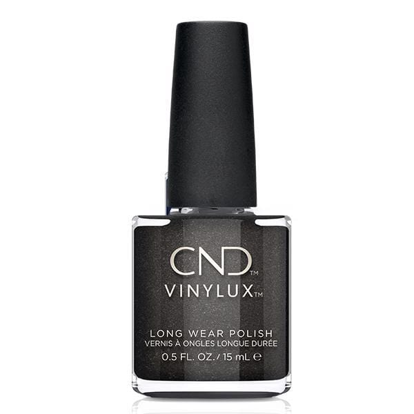 CND Vinylux 15ml Overtly Onyx #133