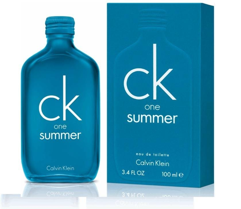 Calvin Klein CK One Summer 2018, 100ml EDT