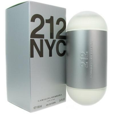 Carolina Herrera 212 NYC 100ml EDT
