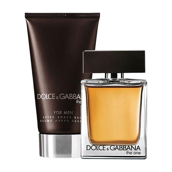 D&G The One 50ml EDT + 75ml After Shave