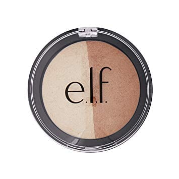 E.L.F. Baked Highlighter & Bronzer Bronzed Glow 5,2g 83372