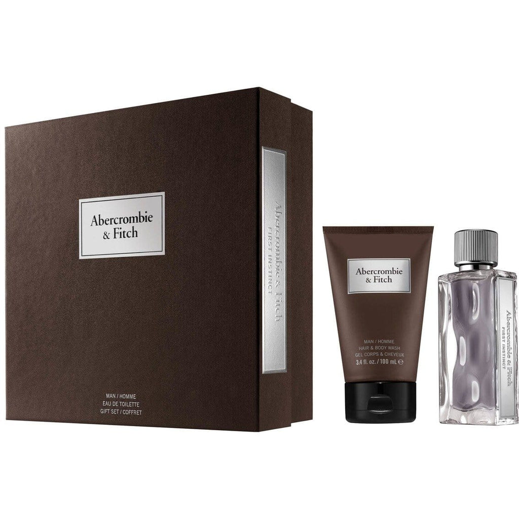 Abercrombie & Firtch First Instinct Man 100ml EDT +200ml Shampoo