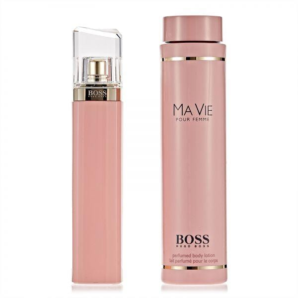 Hugo Boss Ma Vie 75ml EDP + 200ml Body Lotion