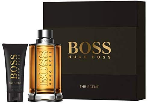 Hugo Boss The Scent 200ml EDT +75ml After Shave Balm