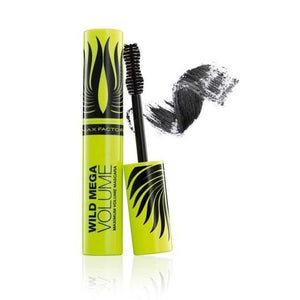 Max Factor Wild mega Volume Black/ Sort