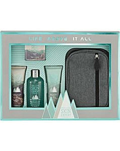 Skin Expert For Men Gift Set Travel Bag