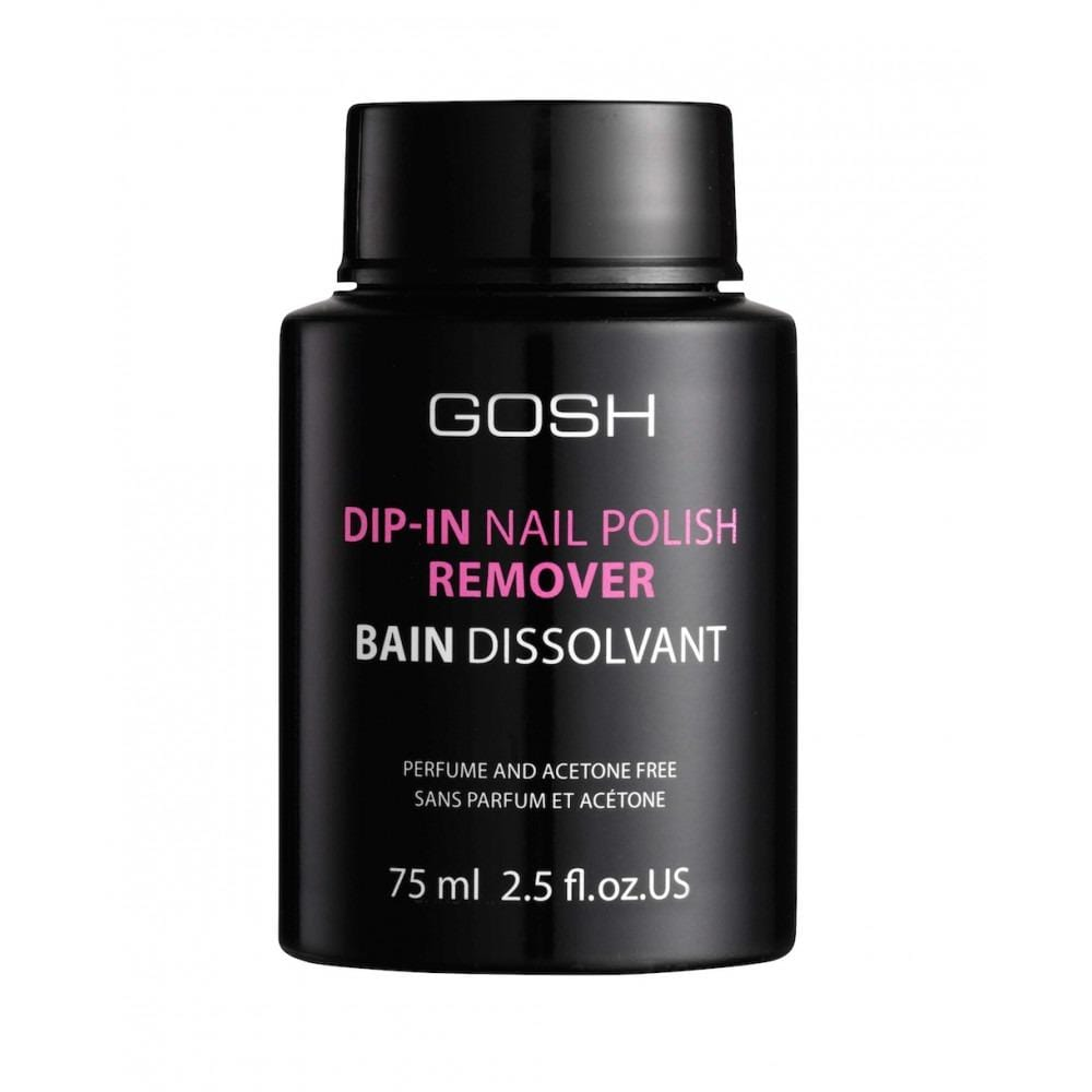 Gosh Dip-In Nail Polish Remover 75ml