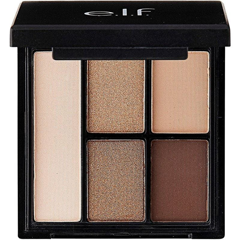 E.L.F Clay Eyeshadow Palette Necessary Nudes 81921